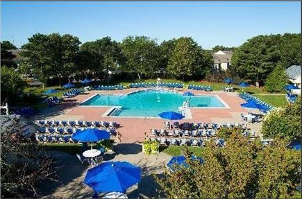 Brewster Cape Cod vacation rental - Arbor pool - a couple min walk beyond Fletcher pool.