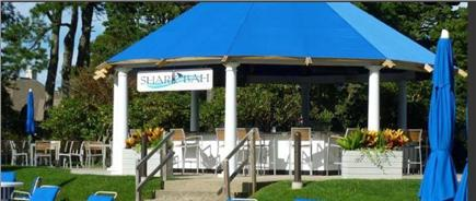 Brewster Cape Cod vacation rental - Shark bar at the Arbor pool couple mins beyond Fletcher pool