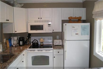 Brewster Cape Cod vacation rental - Newly remodeled Kitchen - including new cabinets and granite