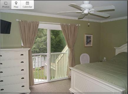 Brewster Cape Cod vacation rental - Master bedroom - new furniture.