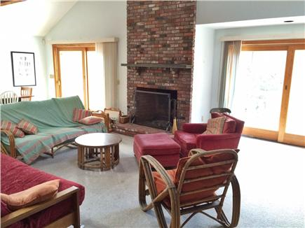 N. Truro Cape Cod vacation rental - Great room