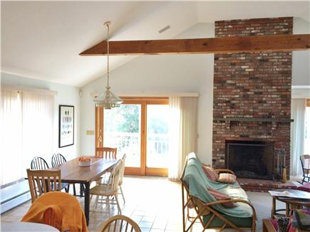 N. Truro Cape Cod vacation rental - Great room gets amazing light