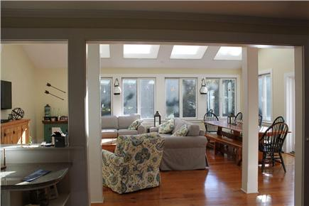 Chatham Cape Cod vacation rental - Living