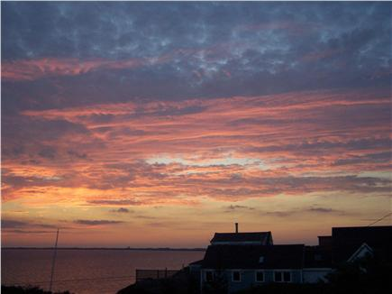 North Truro Cape Cod vacation rental - Sunset in Truro
