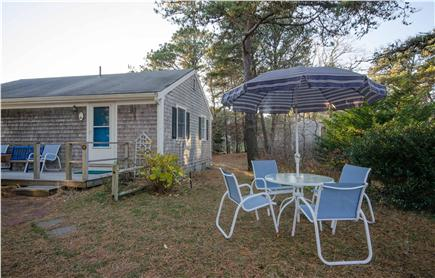 Orleans Cape Cod vacation rental - Relax in the yard