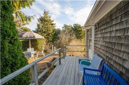 Orleans Cape Cod vacation rental - Deck for enjoyment
