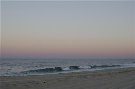 Orleans Cape Cod vacation rental - Watch the sunrise at Nauset Beach - few minutes walk away.