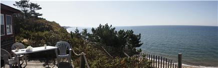 North Truro Cape Cod vacation rental - View from deck
