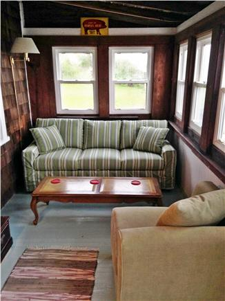 North Truro Cape Cod vacation rental - Relax on the porch