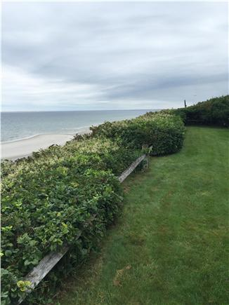 Dennis Cape Cod vacation rental - East view