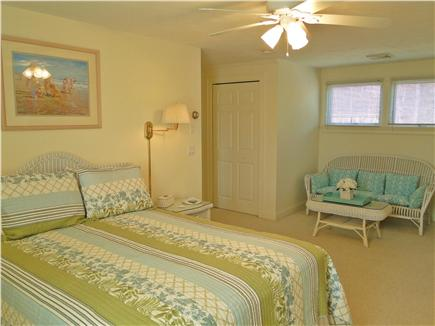 Popponesset Cape Cod vacation rental - Upstairs bedroom with queen bed, sitting area
