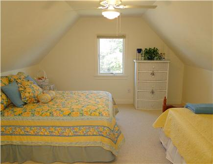 Mashpee, Popponesset Cape Cod vacation rental - Bedroom upstairs with full and twin bed