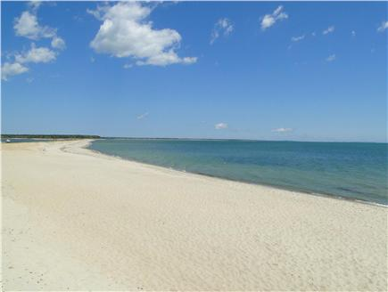 Mashpee, Popponesset Cape Cod vacation rental - Walk less than 5 minutes to beautiful Popponesset Beach!