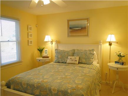 Mashpee, Popponesset Cape Cod vacation rental - Main floor queen bedroom, across from bathroom