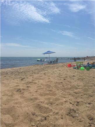 New Seabury, Popponesset New Seabury vacation rental - Beautiful, private, deeded beach, 1/3 of a mile away.