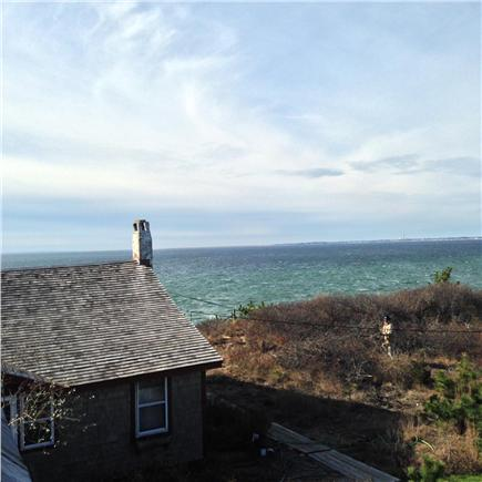 North Truro Cape Cod vacation rental - Water view