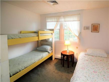Dennis Village Cape Cod vacation rental - Bunk Room- the favorite of the grandkids