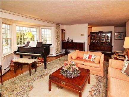 Dennis Village Cape Cod vacation rental - Charming Traditional Living Room