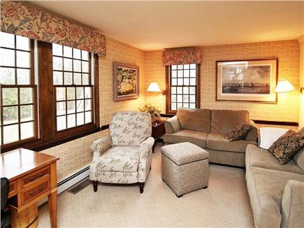 Dennis Village Cape Cod vacation rental - Hideaway in the den to read, watch a game or just relax.