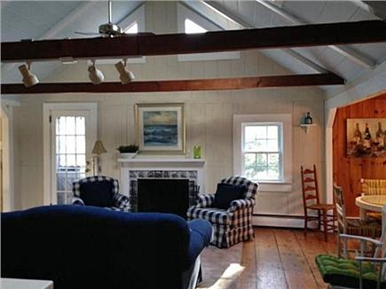Dennis Cape Cod vacation rental - Lovely bright sunny living room