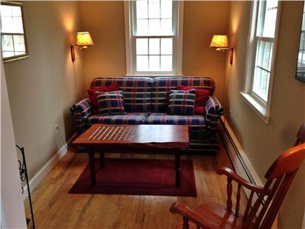 Dennis Cape Cod vacation rental - Den with sleep sofa (full)