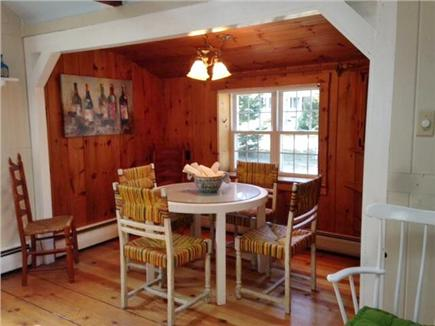 Dennis Cape Cod vacation rental - Dining for 6