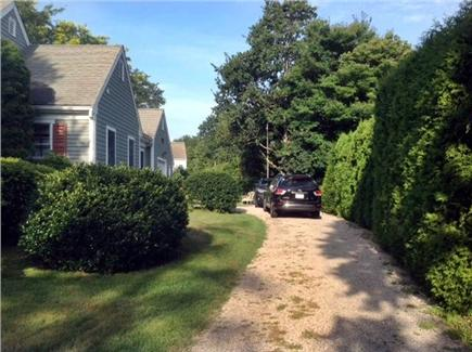 Brewster Cape Cod vacation rental - Driveway