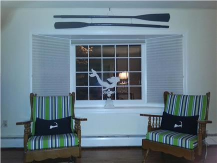 Harwich Cape Cod vacation rental - Comfortable living room seating area