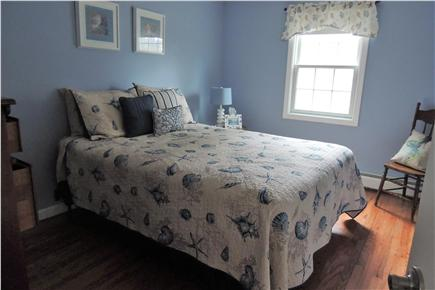 Harwich Cape Cod vacation rental - Bedroom 2 with queen size bed  freshly painted & decorated