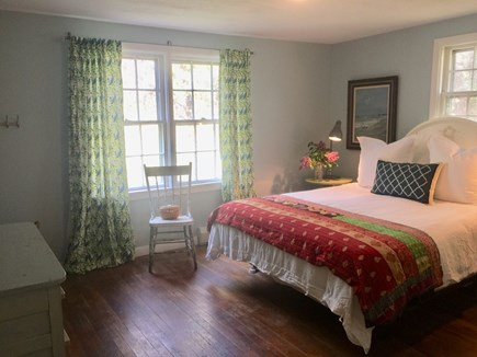 Chatham Cape Cod vacation rental - Master Bedroom in main house