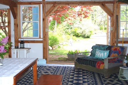 Chatham Cape Cod vacation rental - View from the Barn
