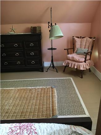 Dennisport Cape Cod vacation rental - Seating area in 2nd floor Queen