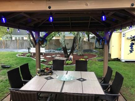 Dennisport Cape Cod vacation rental - Outside dining!
