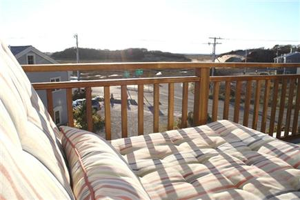 Provincetown Cape Cod vacation rental - Lounge off bedroom with views