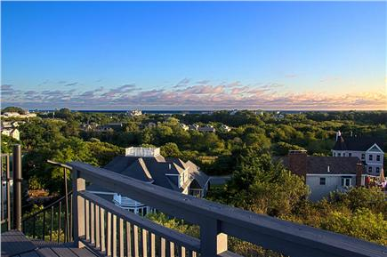 Provincetown Cape Cod vacation rental - Treat yourself to 360 degree panoramic views from the top deck.