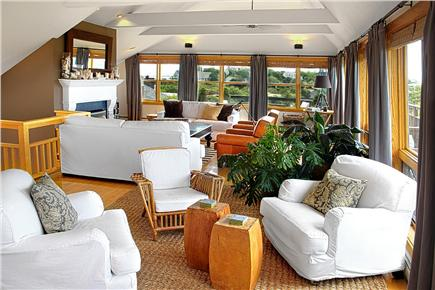 Provincetown Cape Cod vacation rental - Sitting Area to relax and enjoy your surroundings.