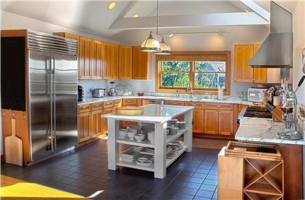 Provincetown Cape Cod vacation rental - Chef's Gourment Kitchen!