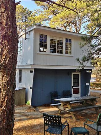 Wellfleet Cape Cod vacation rental - Exterior of Cottage