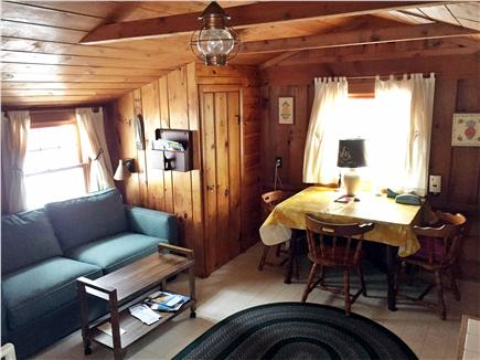 Wellfleet Cape Cod vacation rental - Living/Dining Room