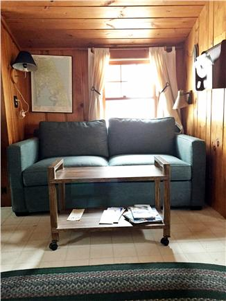 Wellfleet Cape Cod vacation rental - Couch that sleeps two