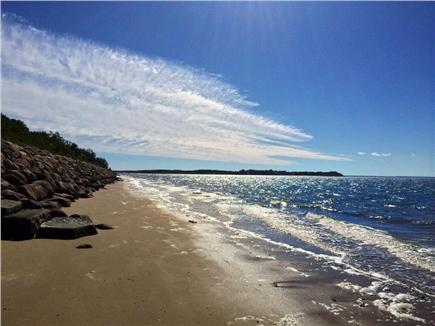 Wellfleet Cape Cod vacation rental - Burton Baker Beach just 3/10's of a mile away
