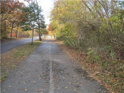 Harwich Cape Cod vacation rental - Nearby sought after Cape Cod Rail Trail