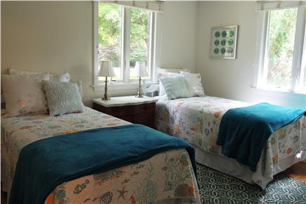 Harwich Cape Cod vacation rental - Bedroom with twins