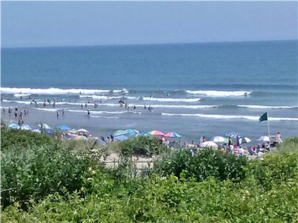 Eastham Cape Cod vacation rental - Awesome waves at nearby Coast Guard Beach
