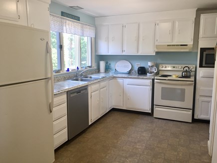 Eastham Cape Cod vacation rental - Well equipped kitchen