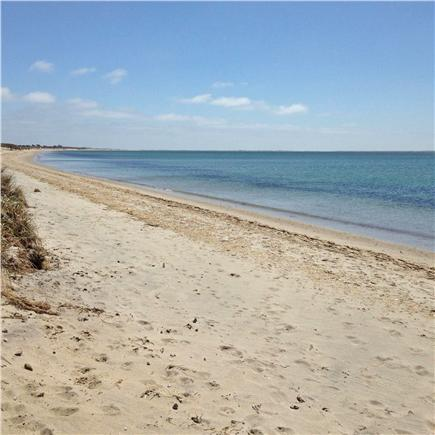 Chatham Cape Cod vacation rental - Hardings Beach is just a few minutes walk down a private path