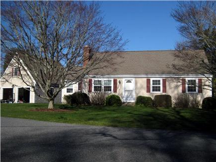 Brewster Cape Cod vacation rental - Exterior with Large Detached Garage