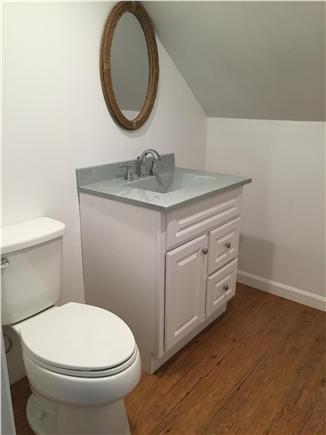Brewster Cape Cod vacation rental - Upstairs half bathroom