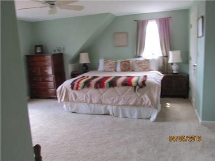 Chatham Cape Cod vacation rental - Another view of  Master Bedroom