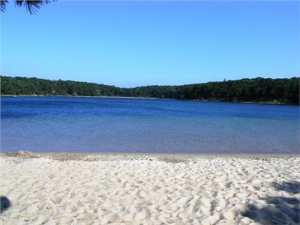 Chatham Cape Cod vacation rental - Pond Picture